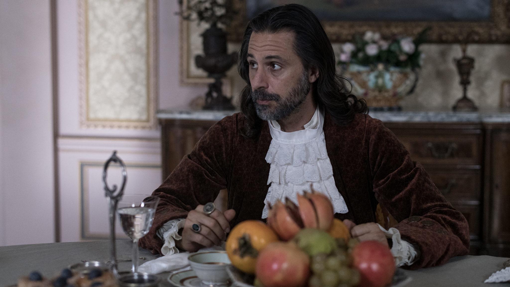 'La Cocinera de Castamar': Misterio y erotismo para una historia de nobles y reyes