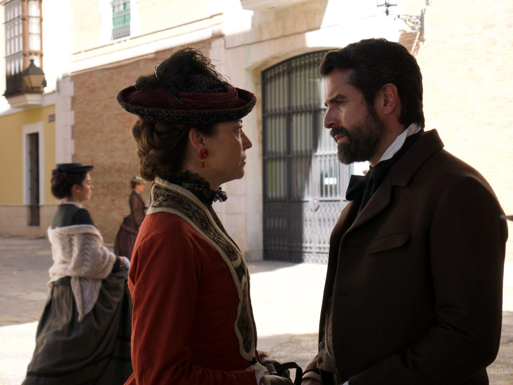 'La templanza' es una producción notable y mucho más que una serie romántica