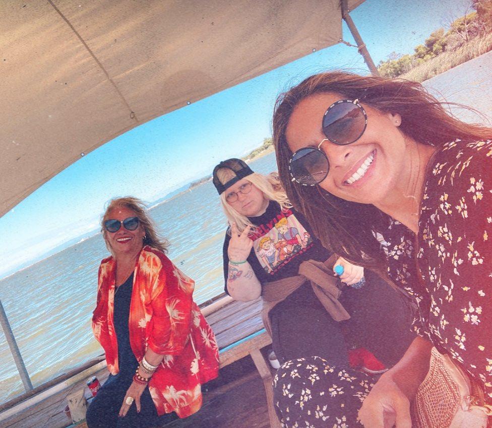 Esty Quesada, Nuria Roca y Carmina Barrios se unen en la segunda temporada de 'Road Trip'