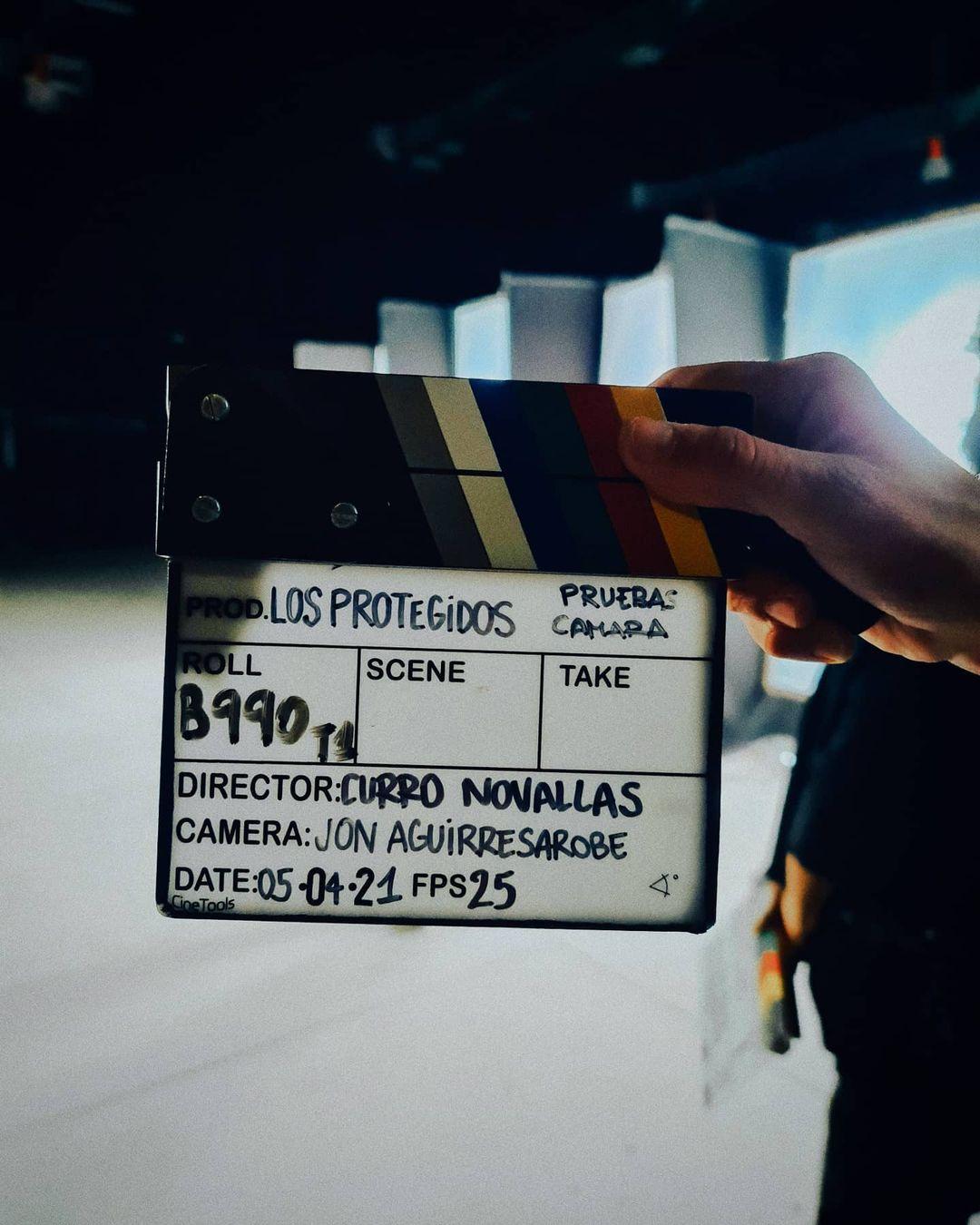 The filming of 'Los Protegidos: El regreso' starts