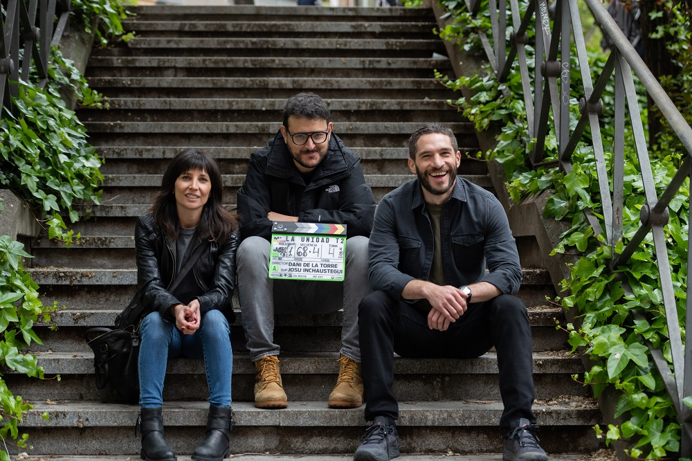 Buendía Estudios begins its activity for Movistar+ with the production of 'The Unit' S2