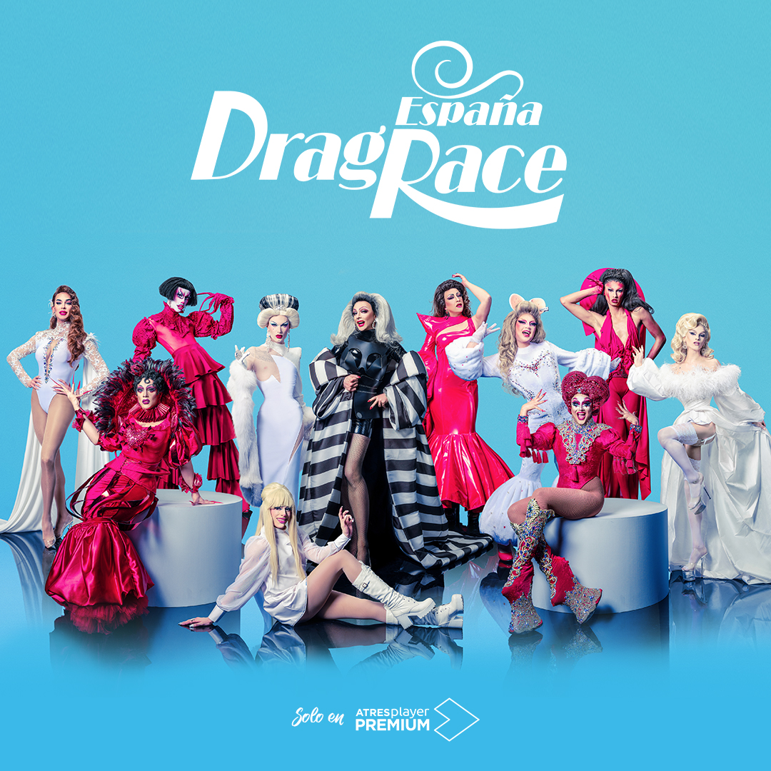 Take a look at the 10 queens of 'Drag Race España', arriving at ATRESplayer PREMIUM in May