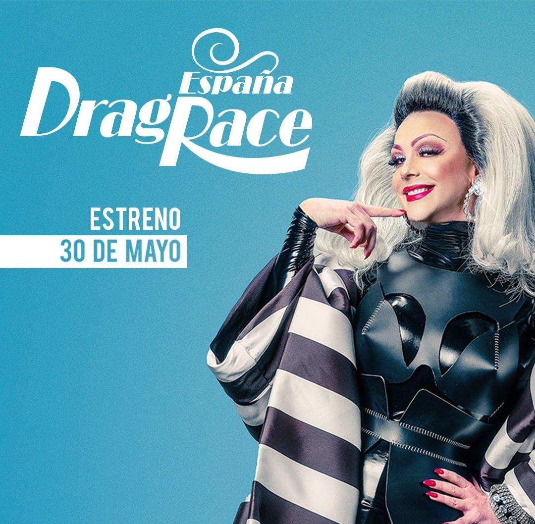 ATRESplayer PREMIUM premieres exclusively 'Drag Race España' on May 30