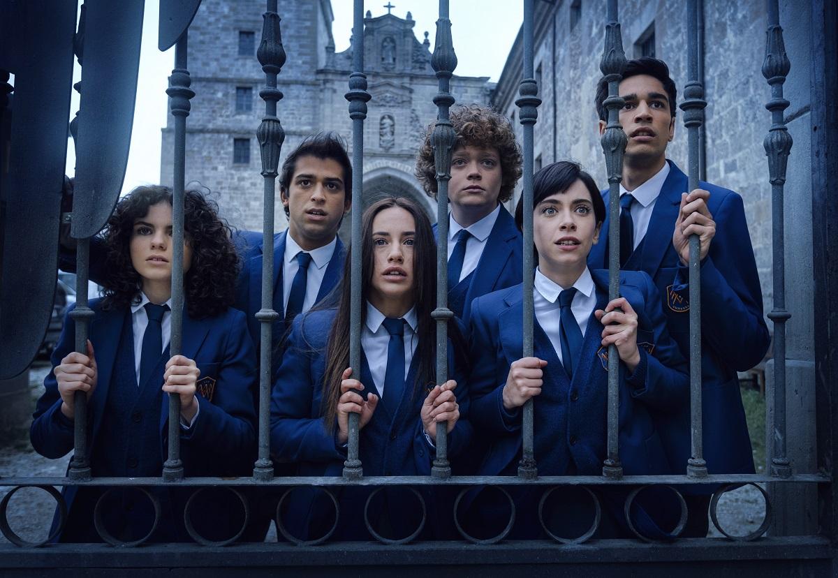 The filming for the second season 'El Internado: Las Cumbres' starts