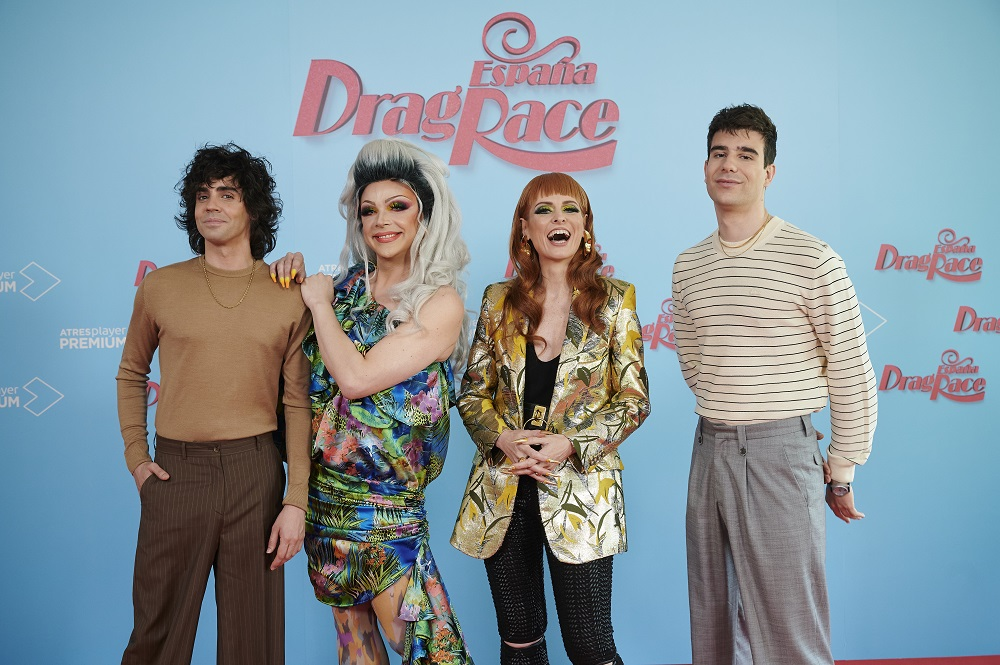 You can now see the official trailer for 'Drag Race España' which opens this May 30 on ATRESplayer PREMIUM